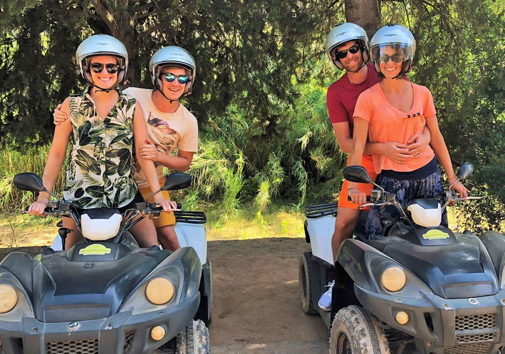 Custom Quad Biking Tour